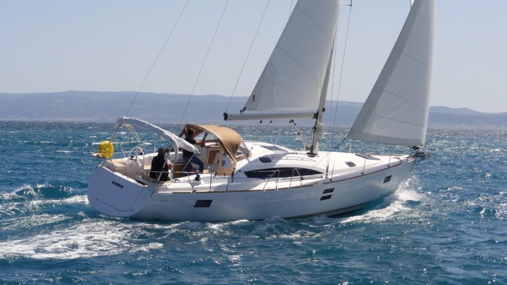 Boat rental Elan Elan Impression 45  in  on Samboat