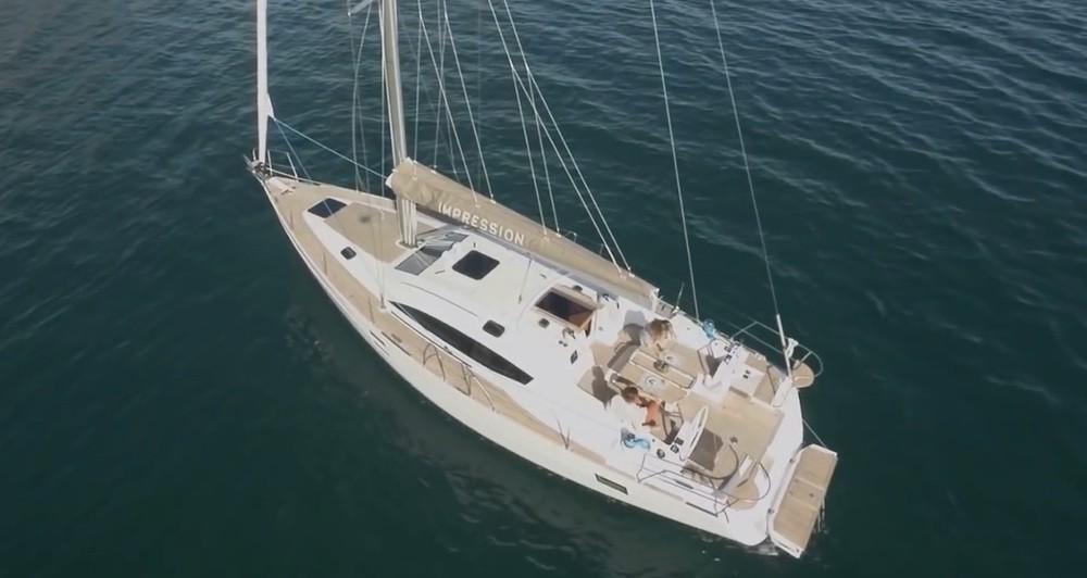 Rental Sailboat in Split - Elan Elan Impression 45