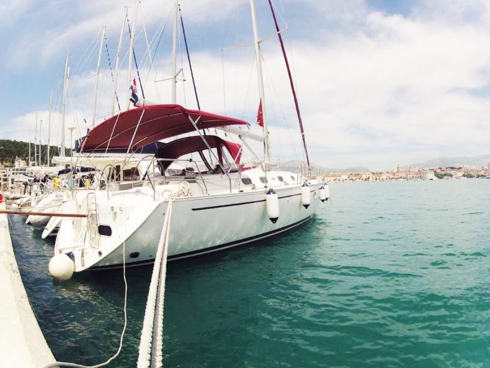 Rental yacht Split - Dufour Gib Sea 51 on SamBoat