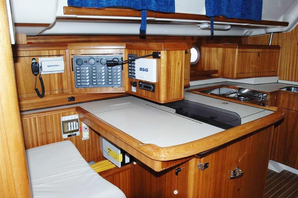 Boat rental Split cheap Gib Sea 51