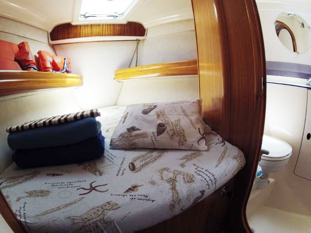 Rental Sailboat in Split - Dufour Gib Sea 51
