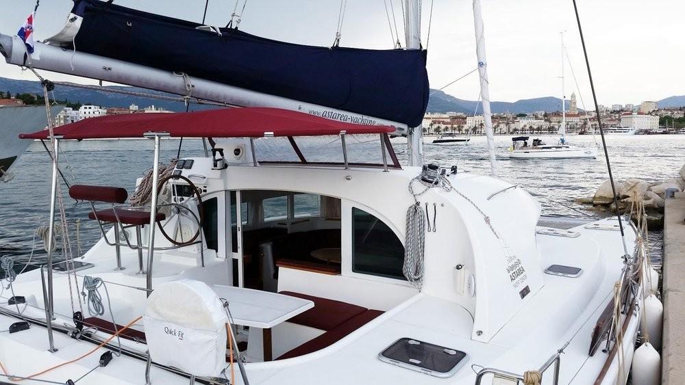 Boat rental Split cheap Lagoon 380 S2 - 4 + 2 cab.