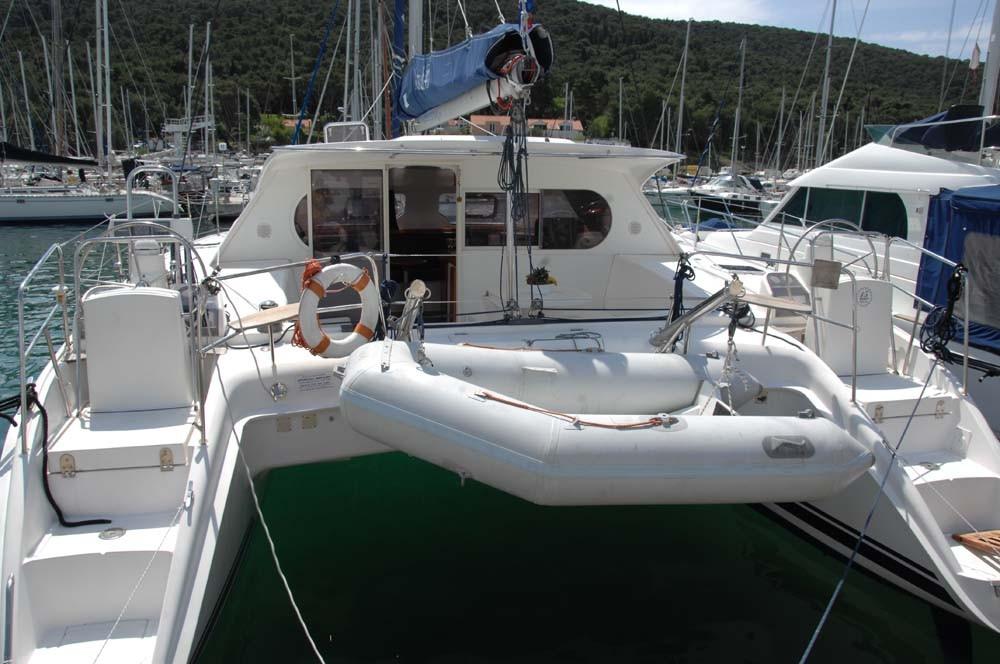 Boat rental Split cheap Nautitech 40