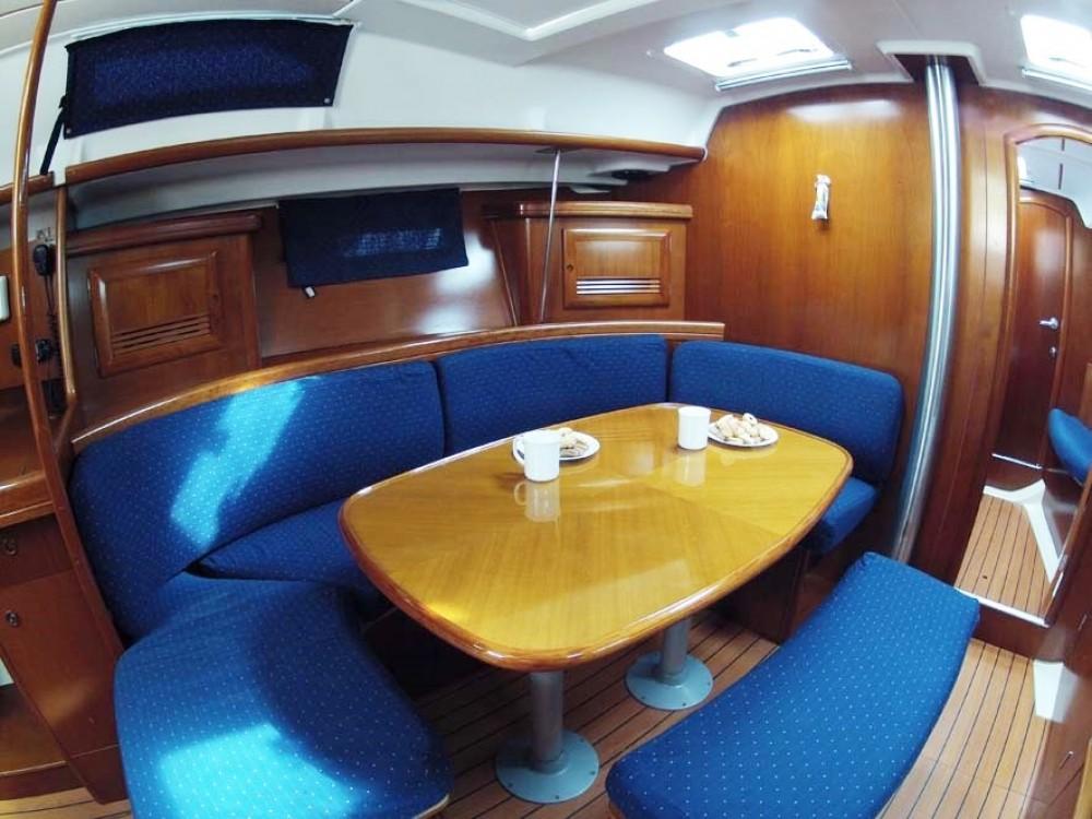 Boat rental Split cheap Oceanis Clipper 393