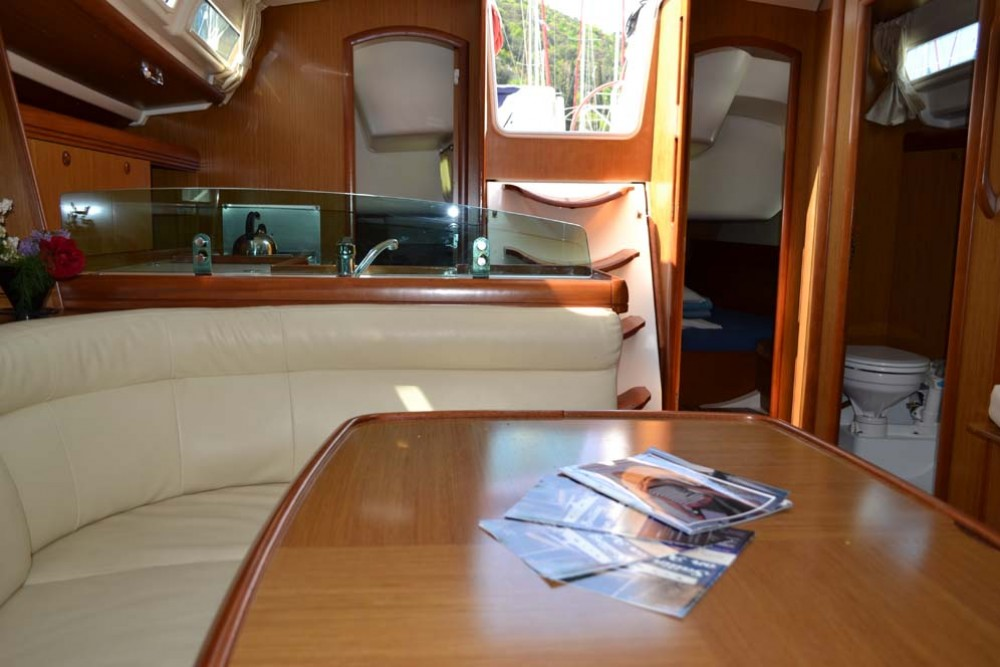 Boat rental Jeanneau Sun Odyssey 42i in Croatia on Samboat