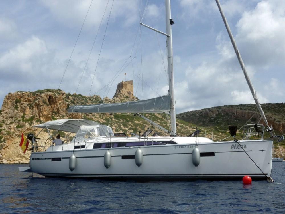 Rent a Bavaria Cruiser 37 Playa de Palma