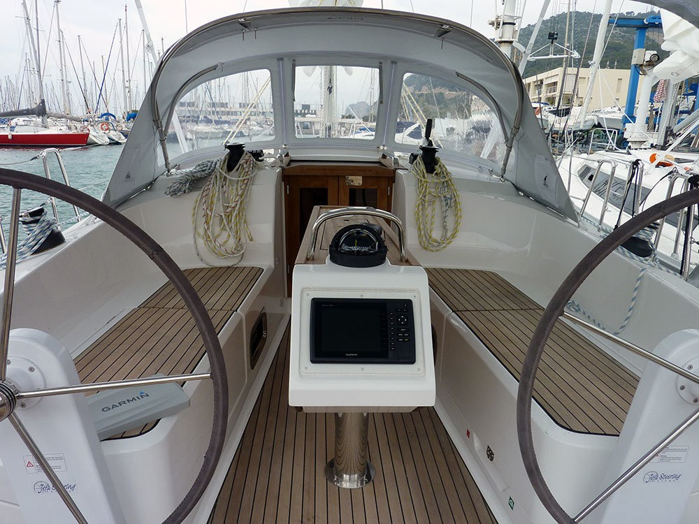 Boat rental Playa de Palma cheap Cruiser 37