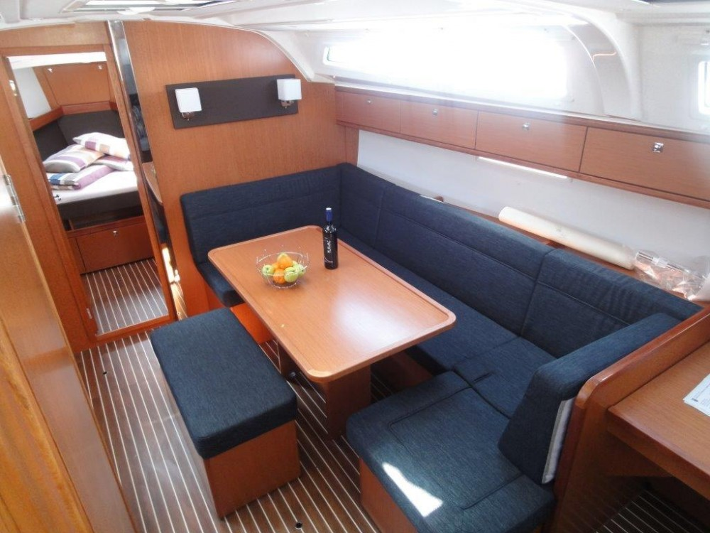 Bavaria Cruiser 41 between personal and professional Split
