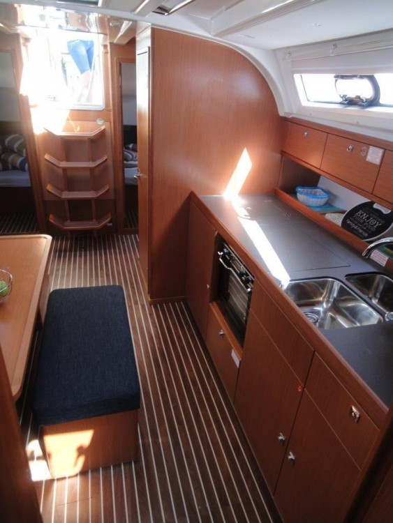 Boat rental Split cheap Cruiser 41