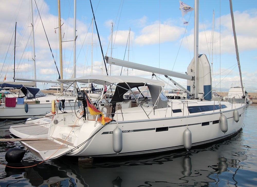 Boat rental Playa de Palma cheap Cruiser 46