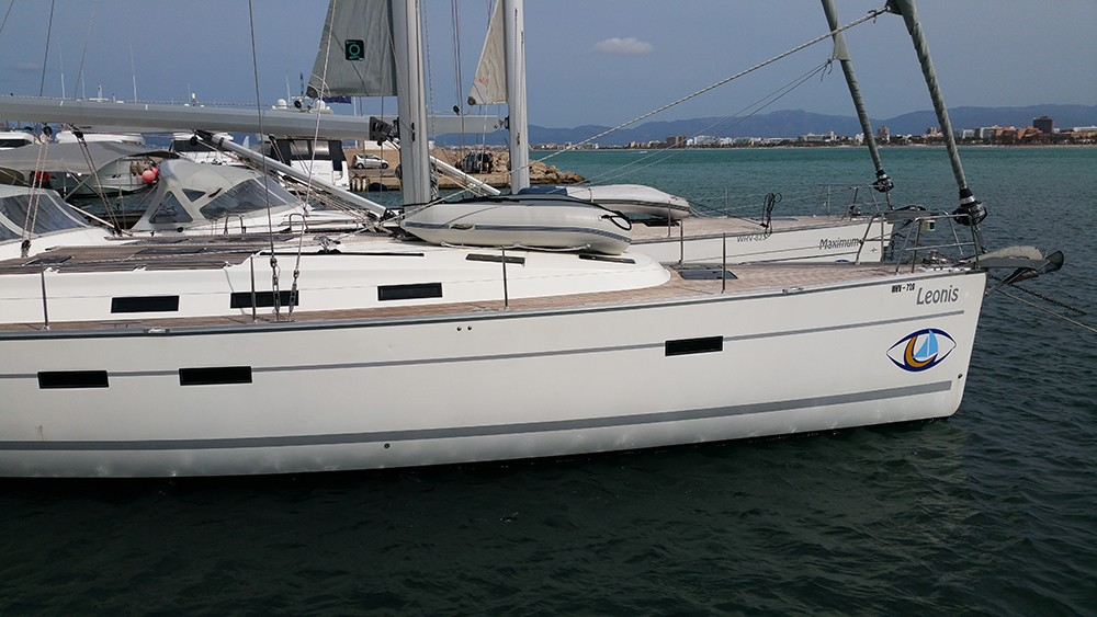 Boat rental Playa de Palma cheap Cruiser 50