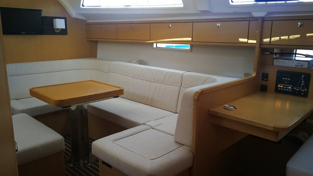 Bavaria Cruiser 41 S between personal and professional Split