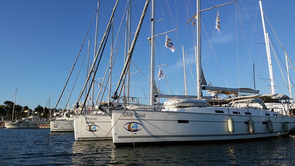 Sailboat for rent Playa de Palma at the best price