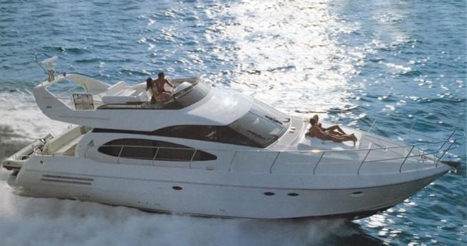 Boat rental Alimos cheap Azimut 58