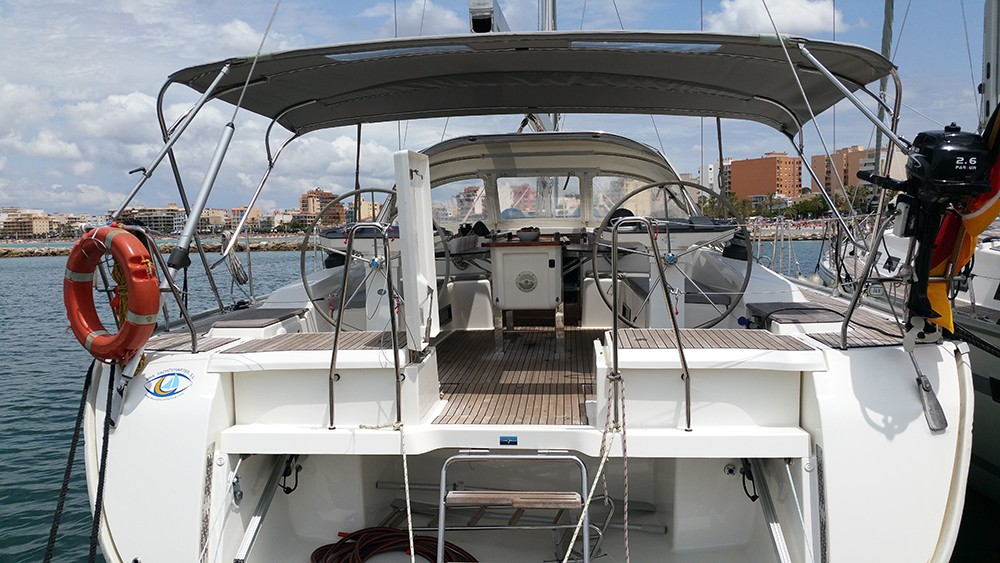 Sailboat for rent Playa de Palma at the best price