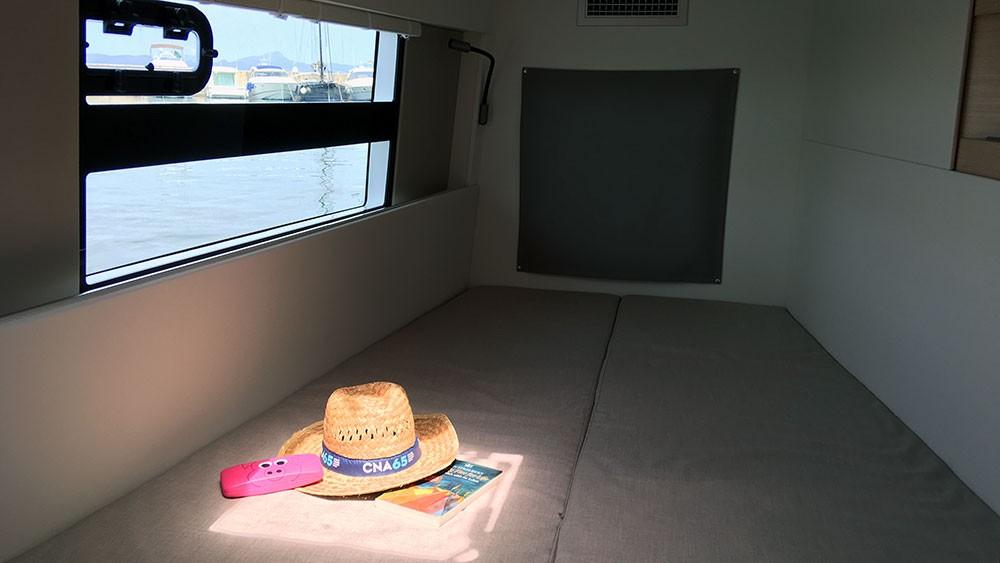 Boat rental Playa de Palma cheap Nautitech 40