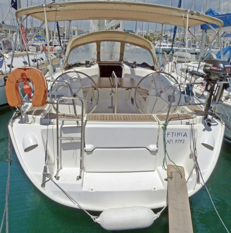 Boat rental Dufour Dufour 385 Grand Large in Peloponnese on Samboat