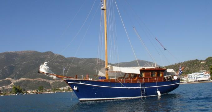 Boat rental Alimos cheap Gulet Aegeas