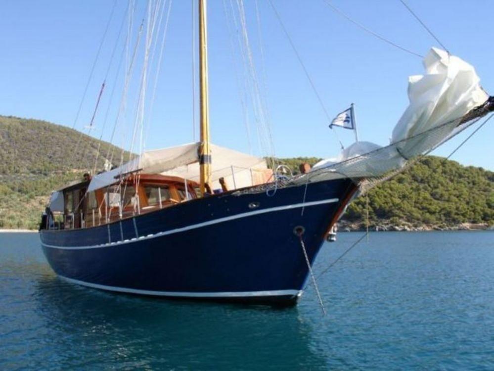 Rental Sailboat in Peloponnese - Custom Made Gulet Aegeas