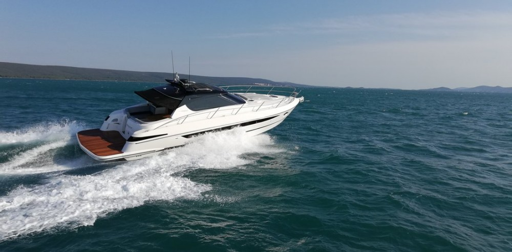Hire Motorboat with or without skipper Focus Motor Yachts Općina Sukošan