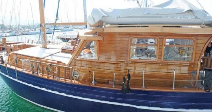 Rental Sailboat in Alimos - Custom Made Gulet Aegeas