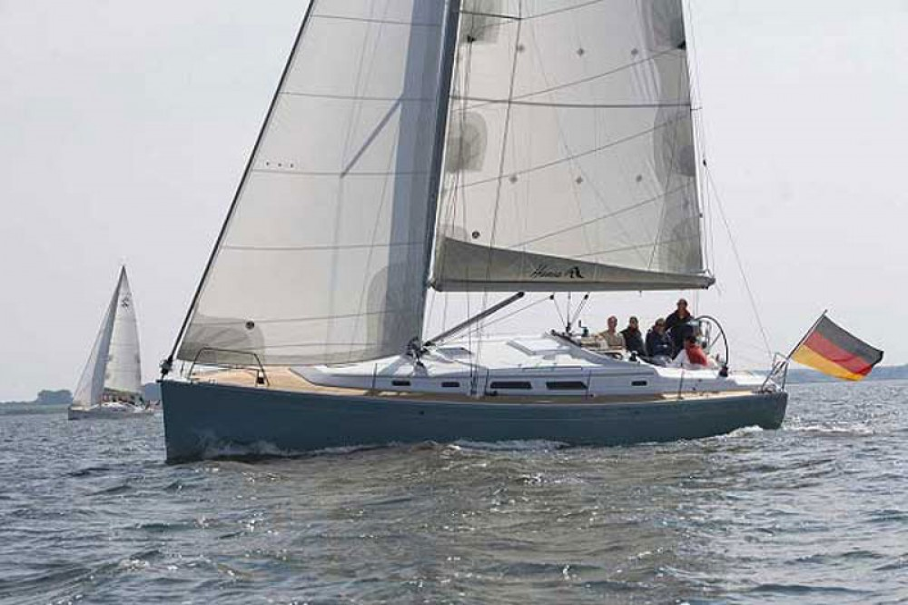 Boat rental Peloponneso cheap Hanse 400