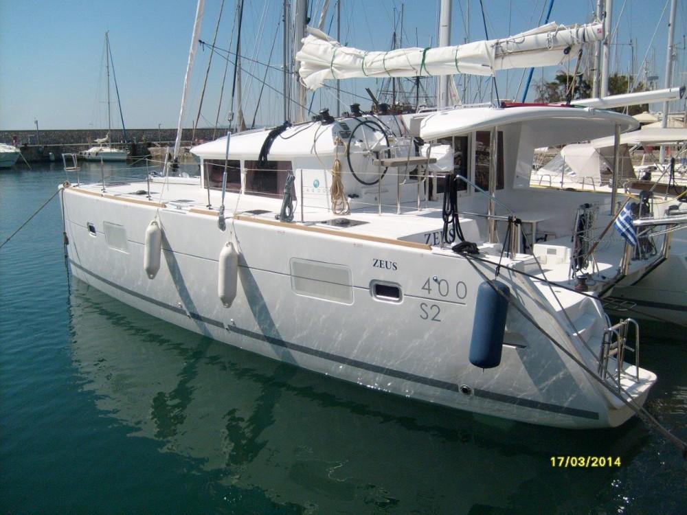 Rent a Lagoon Lagoon 400 S2 Peloponneso