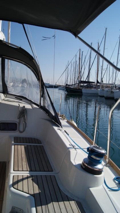 Rental Sailboat in Peloponnese - Bénéteau Oceanis 37