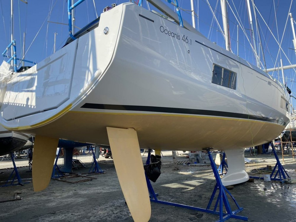 Rental Sailboat in Peloponnese - Bénéteau Oceanis 461