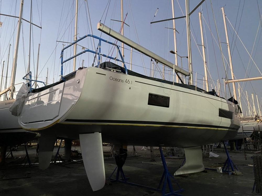 Rent a Bénéteau Oceanis 461 Peloponnese