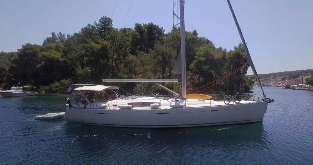 Bénéteau Oceanis 54 between personal and professional Peloponnese