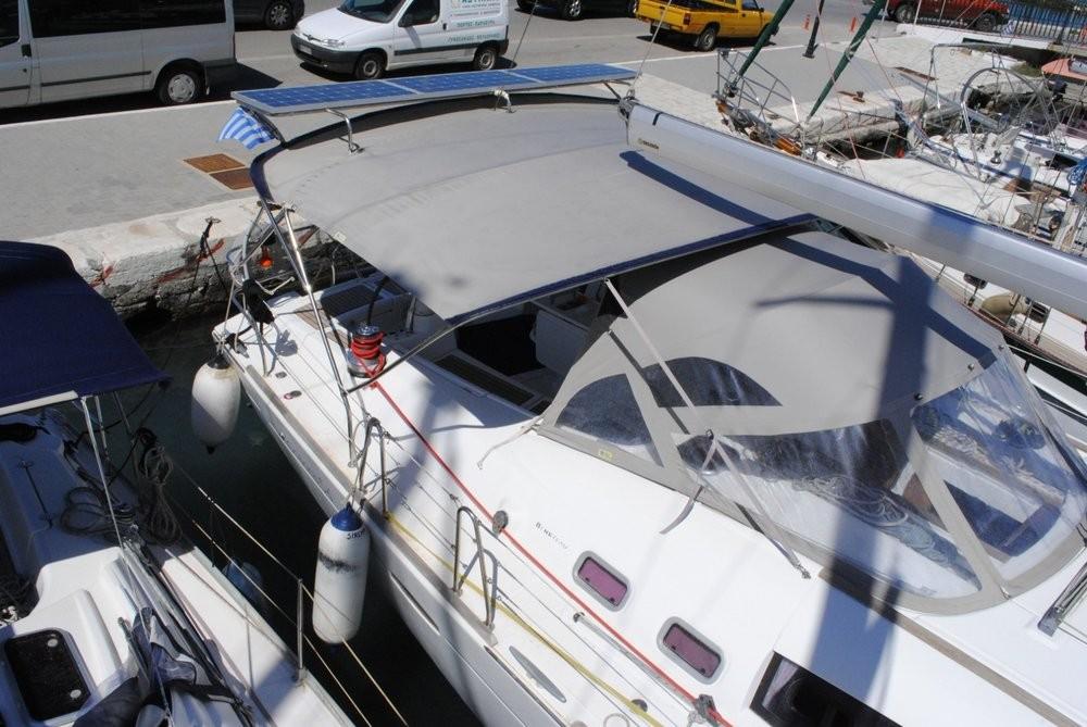 Boat rental Peloponnese cheap Oceanis 54