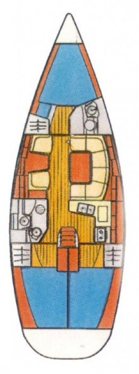 Rental yacht Peloponnese - Jeanneau Sun Odyssey 40 on SamBoat