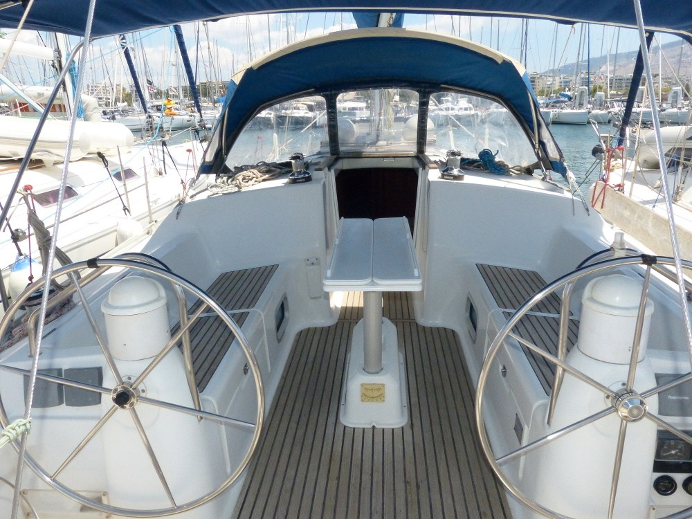 Boat rental Jeanneau Sun Odyssey 40 in Peloponnese on Samboat