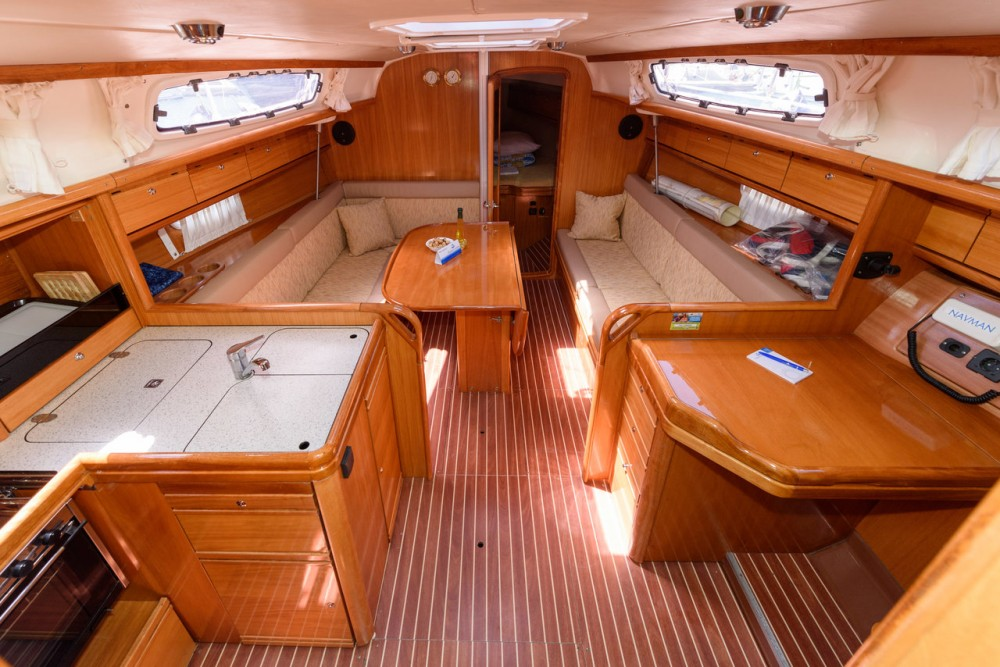 Rent a Bavaria Cruiser 34