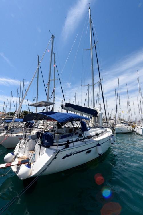 Bavaria Cruiser 39 between personal and professional Trogir