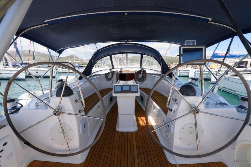 Boat rental Trogir cheap R40