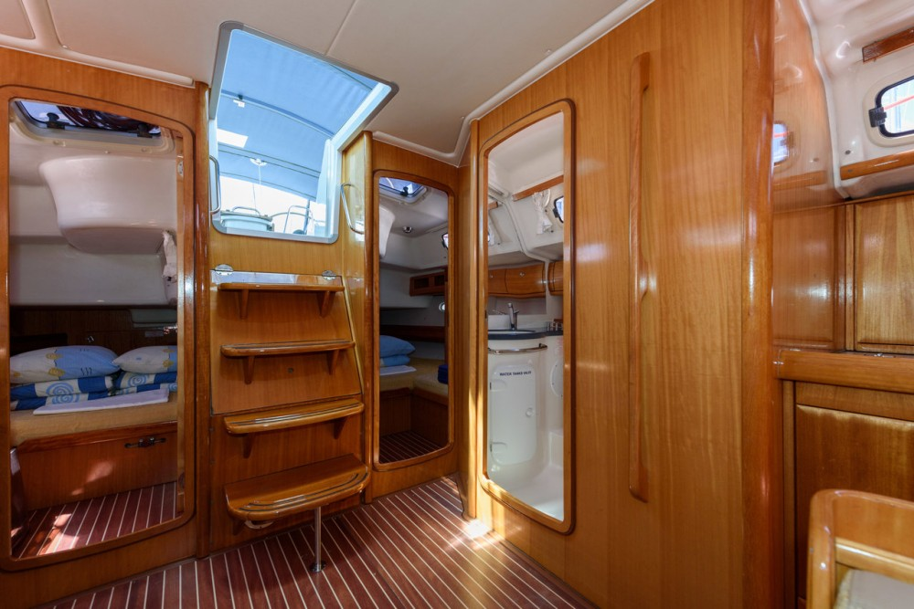 Rental yacht Trogir - Bavaria Cruiser 46 on SamBoat