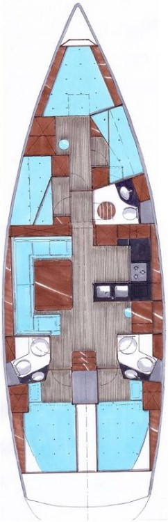 Boat rental Bavaria Cruiser 50 in Izola / Isola on Samboat