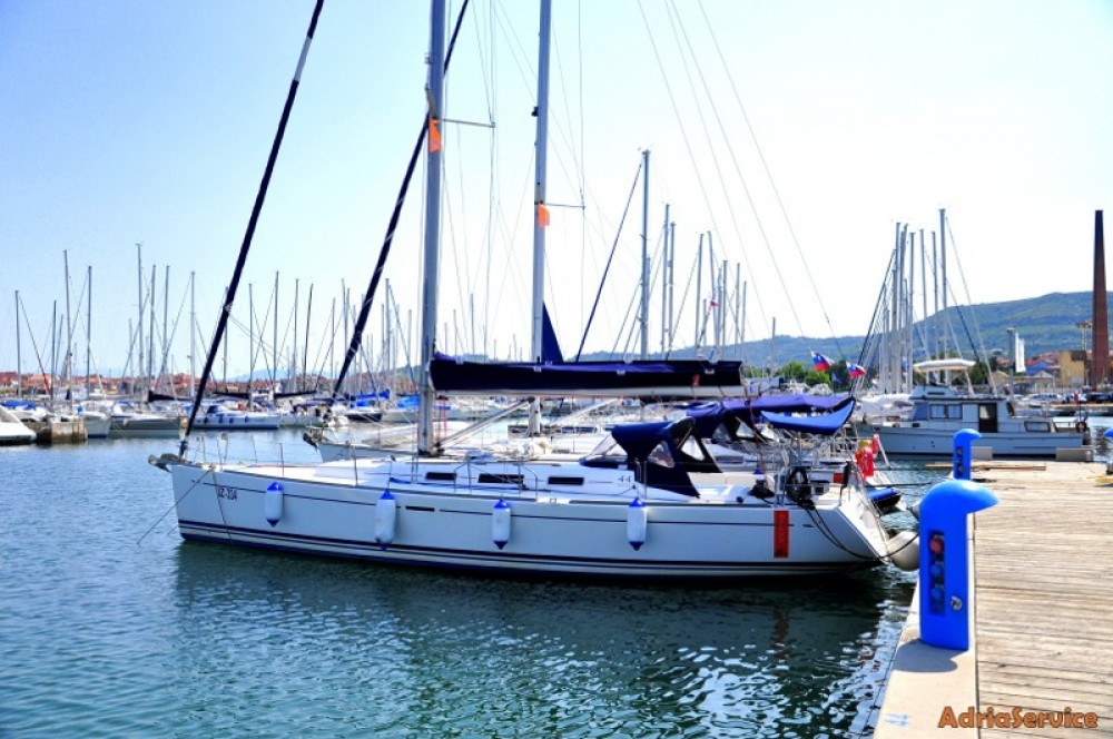 Hire Sailboat with or without skipper Dufour Izola / Isola