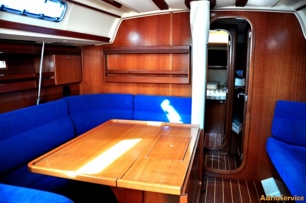 Rental yacht Izola / Isola - Dufour Dufour 44 on SamBoat