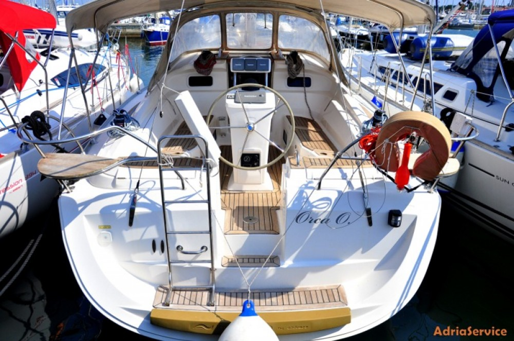 Rental yacht Izola / Isola - Elan Elan 384 on SamBoat