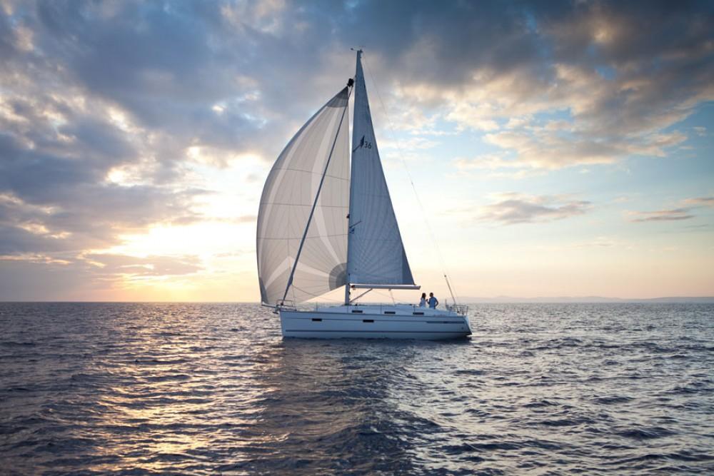 Bavaria Cruiser 36 between personal and professional Primošten