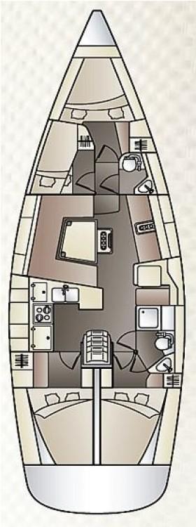 Rental yacht Izola / Isola - Elan Elan 444 Impression on SamBoat