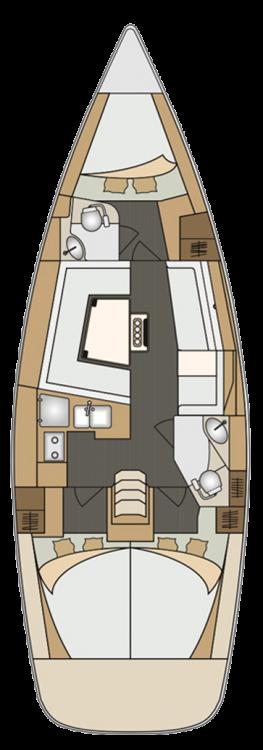 Rental yacht Izola / Isola - Elan Elan Impression 40 on SamBoat