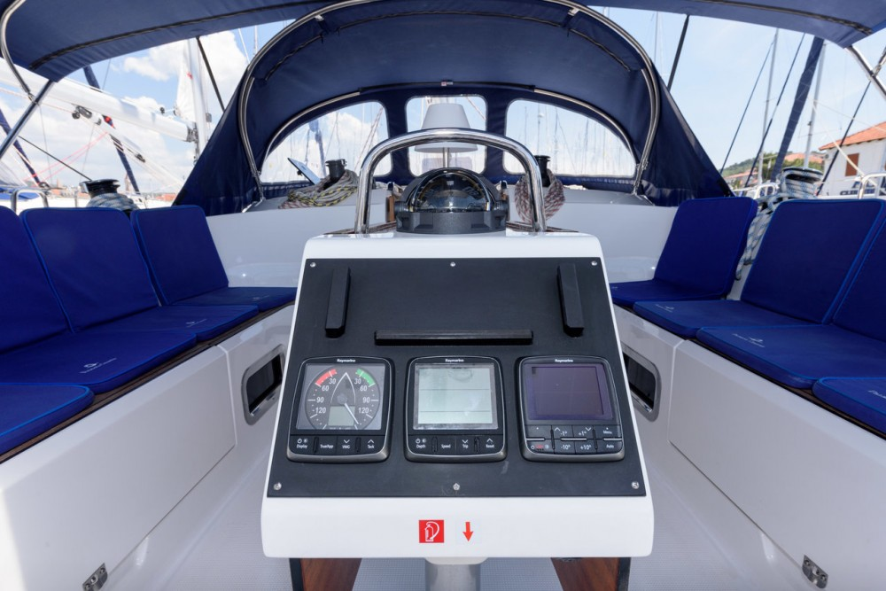 Rental yacht Trogir - Bavaria Cruiser 46 on SamBoat