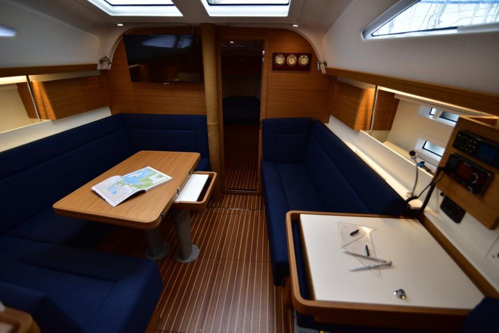 Rental Sailboat in Izola / Isola - Elan Elan Impression 40