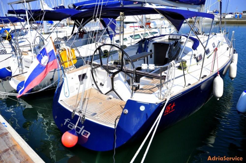 Boat rental Salona Salona 37 in Izola / Isola on Samboat
