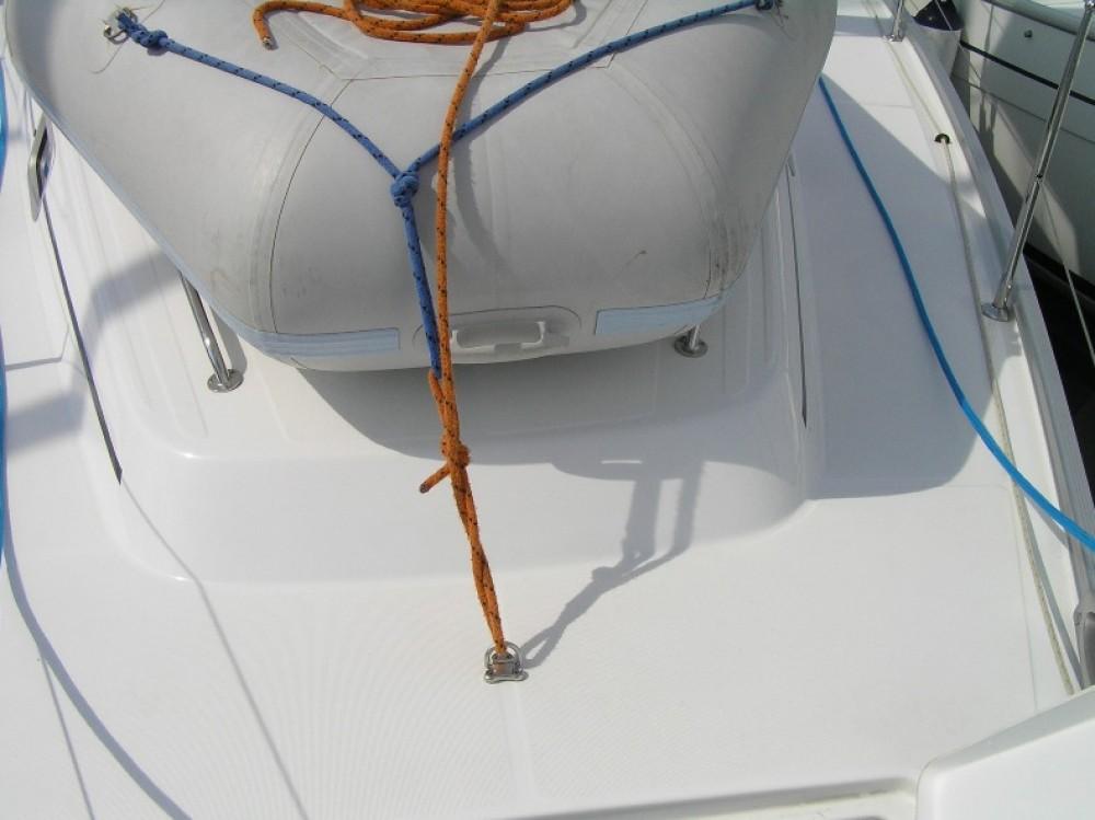 Rental Sailboat in Trogir - Bénéteau Cyclades 43