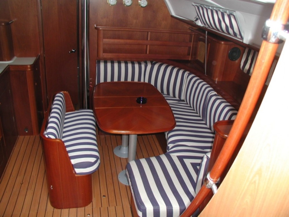 Boat rental Trogir cheap Oceanis